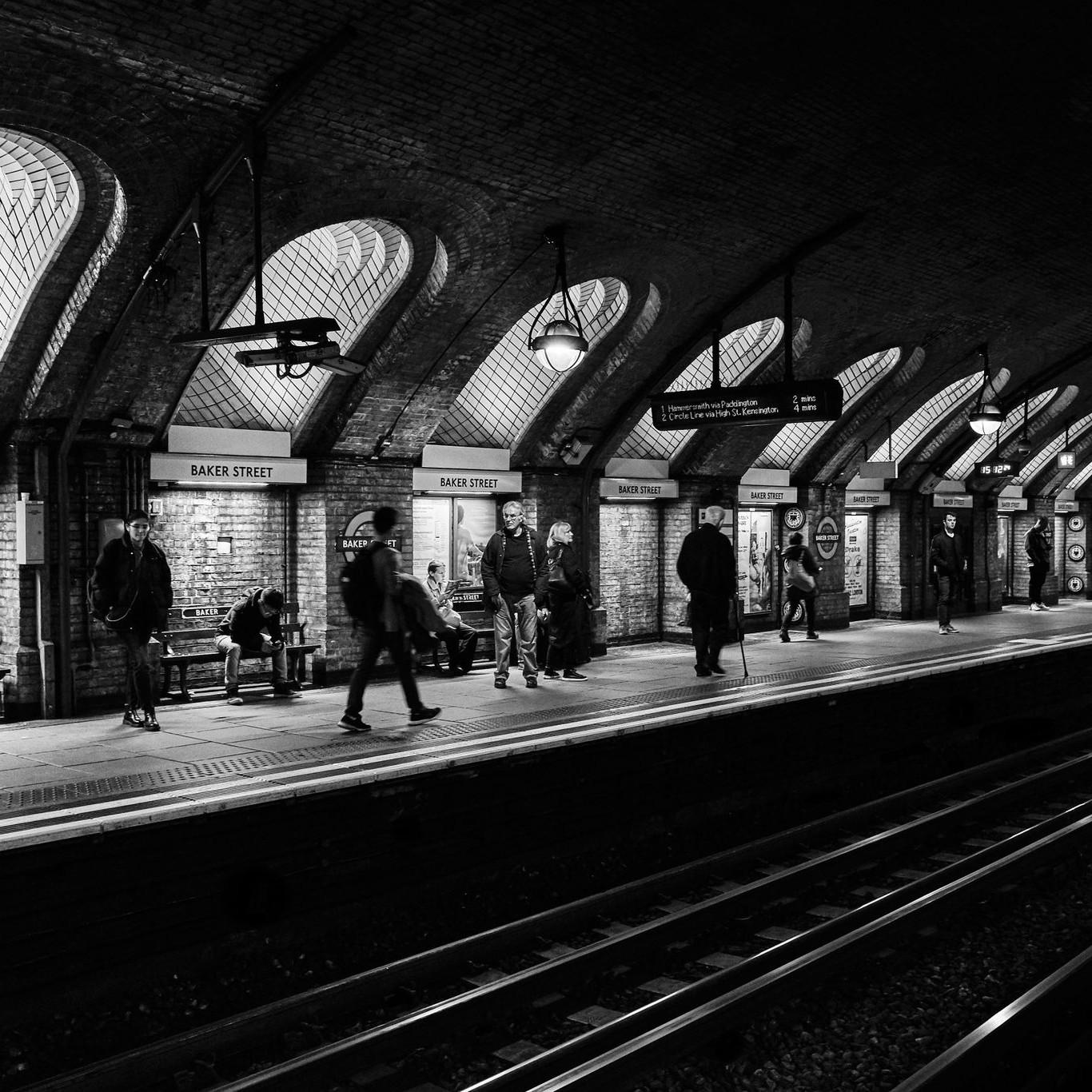 Bartek Rutkowski Photography - Baker Street II