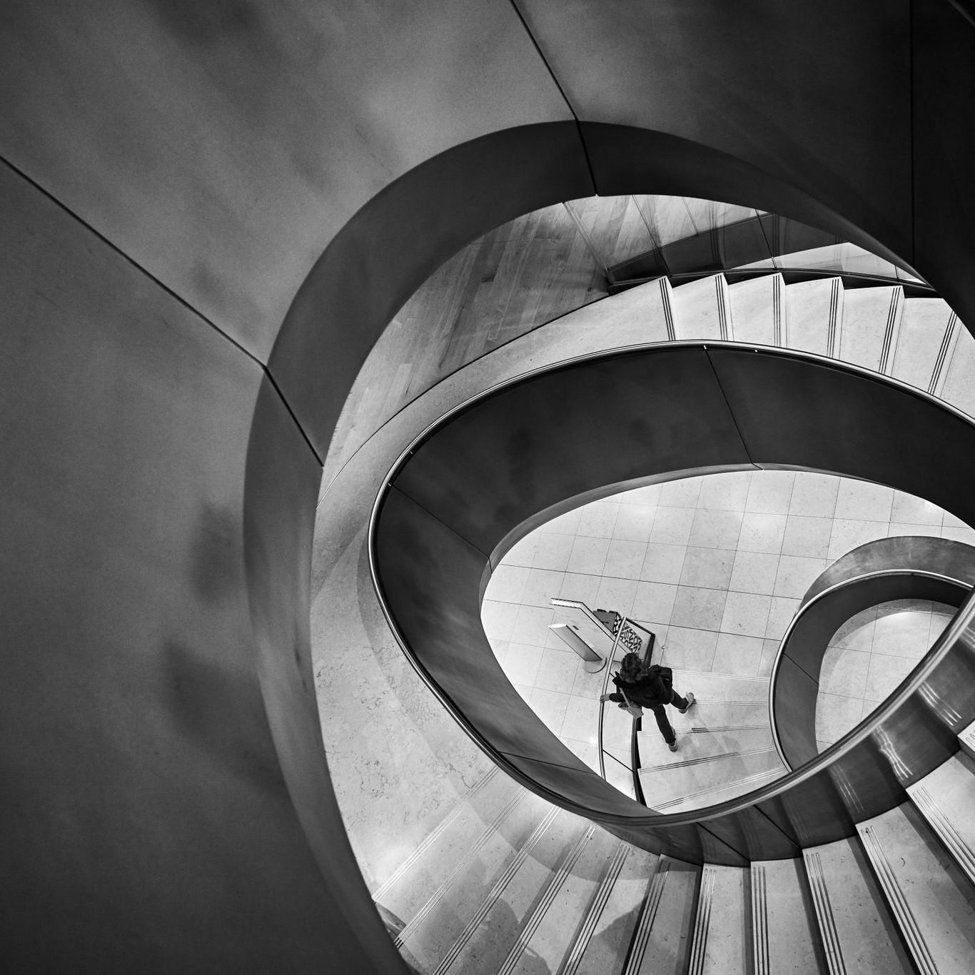 Bartek Rutkowski Photography - Spiral IV